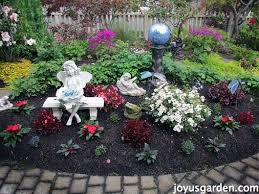 how to plant a flower garden. How To Prepare And Plant A Flower Bed Garden