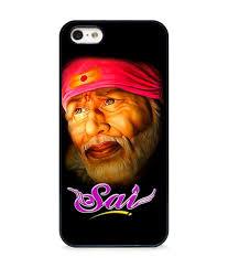 Back Cover Case Sai Baba ...