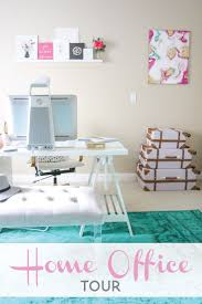 pink teal home office tour. pink and teal home office tour sandy a la mode