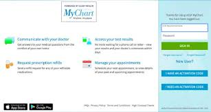 My Chart Access Ucsf Mychart Login Guide Www Ucsfmychart Com Loginguy Com