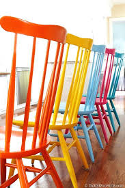 colorful painted furniture. Beautiful Colorful Furniture Makeover Spray Painting Wood Chairs In My Own Style  Ideas Painted Dresser Pics Throughout Colorful Painted Furniture C