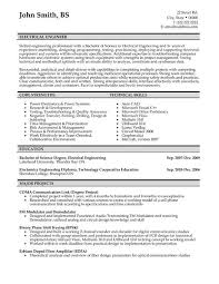 Engineering Resume Cool Engineering Resume Format JmckellCom