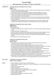 Senior Marketing Manager Resume Sample Portfolio Marketing Manager Resume Samples Velvet Jobs 19