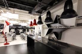 nefa architects leo burnett. Leo Burnett Moscow / Nefa Architects M