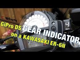 gipro gear indicator for my kawasaki er