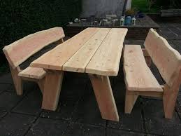 Rustic garden furniture Dining Rustic Garden Table Florenteinfo Picnic Tables Warm Wood Logs And Firewood Online