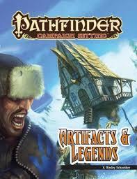 Artifacts & Legends : F. Wesley Schneider (author) : 9781601254580 :  Blackwell's