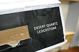 desert quartz ledgestone lowe s
