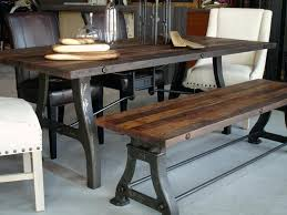 industrial kitchen table furniture. Delighful Table Industrial Dining Room Set Breathtaking  Table Wood Tables   On Industrial Kitchen Table Furniture
