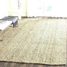 jute rug living room ivory chenille soft target oval herringbone chunky wool round cleaning 6 5x7 target sisal rug