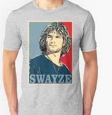 patrick swayze t shirts hoos clothing style uni t shirt clic