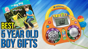 10 best 5 year old boy gifts 2017