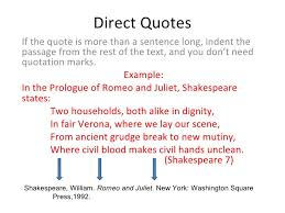 Direct Quote Delectable Apa Format Direct Quote Seatledavidjoelco
