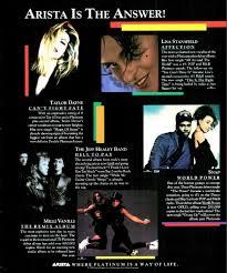 Milli Vanilli Billboard 18 08 1990 Milli Vanilli Forever