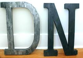 large letters for wall as letters large letters to hang