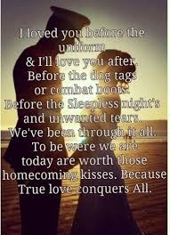 Military Love Quotes Enchanting So True I Was Here Four And A Half Years Before The Uniform I'll