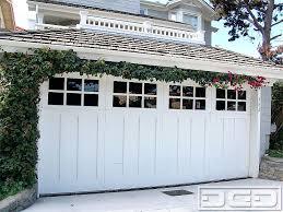 coastal cottage 02 custom architectural garage door