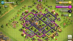 Base 7 Clash Of Clans Builder Best Town Hall 7 Layouts Heavy Com