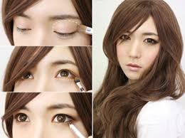 tutorial middot natural asian makeup from korea