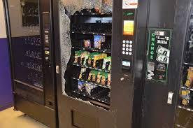 Breaking A Vending Machine