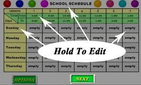 School Schedule Maker 3 0 1 Apk Androidappsapk Co