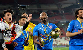 Zamalek sporting club (also known as the white knights) are an egyptian football club based in cairo. Zamalek Defeats Al Ahly On Penalties To Win Egyptian Super Cup Cgtn Africa