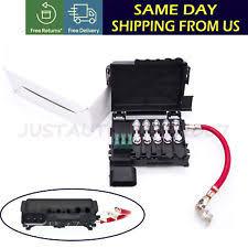 jetta fuse box car truck parts for vw jetta golf mk4 beetle fuse box battery terminal 1j0937550a 1j0937550b fits jetta