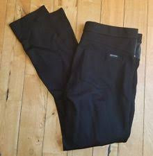 Dkny Pull On Ponte Pants Size Chart Dkny Regular Size Xs Pants For Women For Sale Ebay