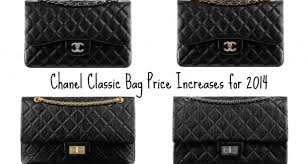 Chanel Classic Bag Price Increase Expected for 2014 in Q2 ... & Chanel Bag Price Increase 2014 Adamdwight.com