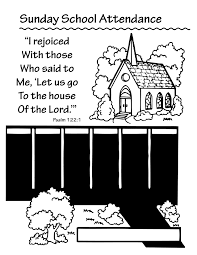 Printable Attendance Charts For Bible Class Sunday School Attendance Chart Crafting The Word Of God
