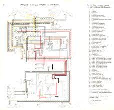 baywindow fusebox layout 1969 Vw Bug Wiring Diagram Wiring-Diagram 1969 VW Van