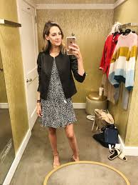 joie dress vince leather jacket
