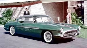 Chevrolet Corvette Impala XP 101 Concept Car '1956 - YouTube