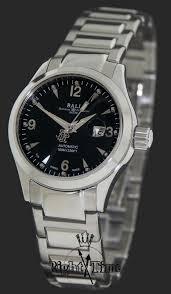 ball engineer. engineer ii ohio lady black nl1026c-s1j-bk - ball i wrist watch