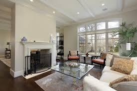 dark brown hardwood floors living room. Baseboard Colors With Dark Hardwood Flooring Living Room Brown Floors
