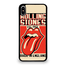 Make Your Own Case Design The Rolling Stones 1962 Iphone Xs Max Case Cover