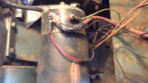 starter generator wiring vid for 71 sears starter generator wiring vid for 71 sears