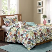 Better Homes and Gardens Paisley Quilt Set - Walmart.com &  Adamdwight.com