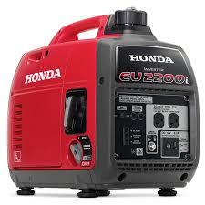 portable generators. Image Honda EU2200i Portable Inverter Generator- CARB Compliant. To Enlarge The Image, Click . Generators