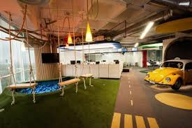 google office space. Google Head Office Mexico Space B