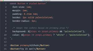 Designing Class Based Components Styled Components Enforcing Best Practices In Component