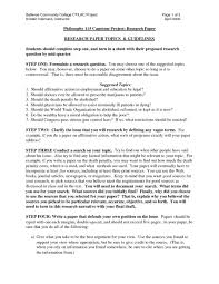 004 Research Paper Format For Museumlegs