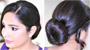 Hair Style Low Bun how to perfect low bun quick & easy hairstyles youtube 4883 by stevesalt.us