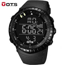 17 best ideas about mens sport watches gopro hd cool black mens fashion large face led digital swimming climbing outdoor man sports watch
