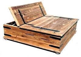 large trunk coffee table large trunk coffee table popular chest solid wood storage box with 0
