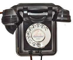siemens wall mounted telephones
