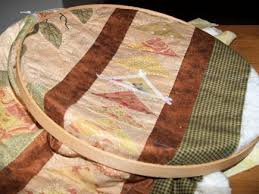 How to Hand Quilt - Tips for Success | Stitching Cow & To get ready for hand quilting, place the hoop all the way over the quilt  and then push down in the centre so that the hoop comes up flush with the  sides Adamdwight.com