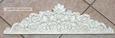 Ofenkrone Kachelofen Keramik Antik Um 1900 Jugendstil