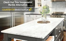 faux marble carrara countertops painting