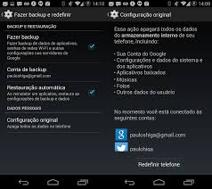Restaurar As Configurações De Fábrica No Android Não é Suficiente